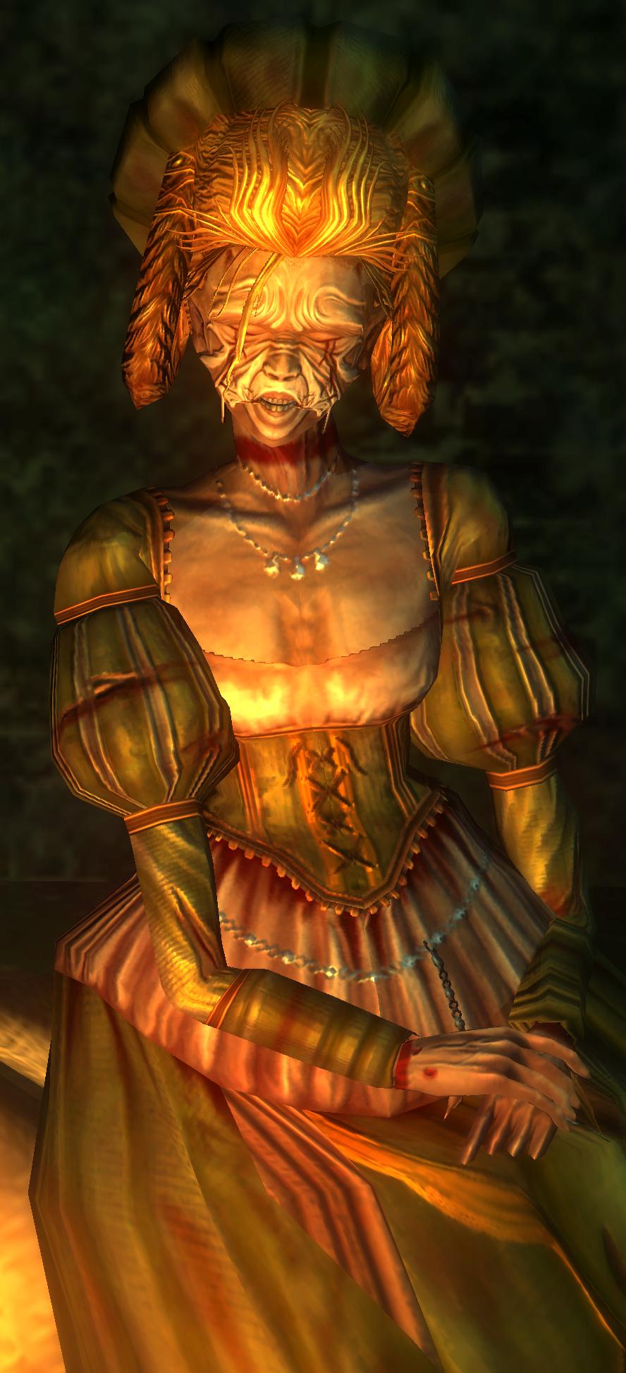 once royal mistress