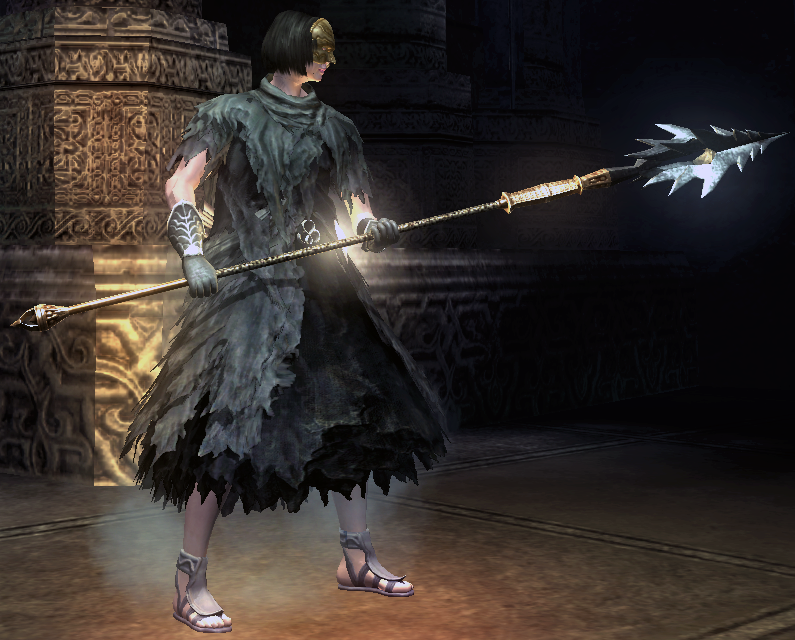 Scraping Spear