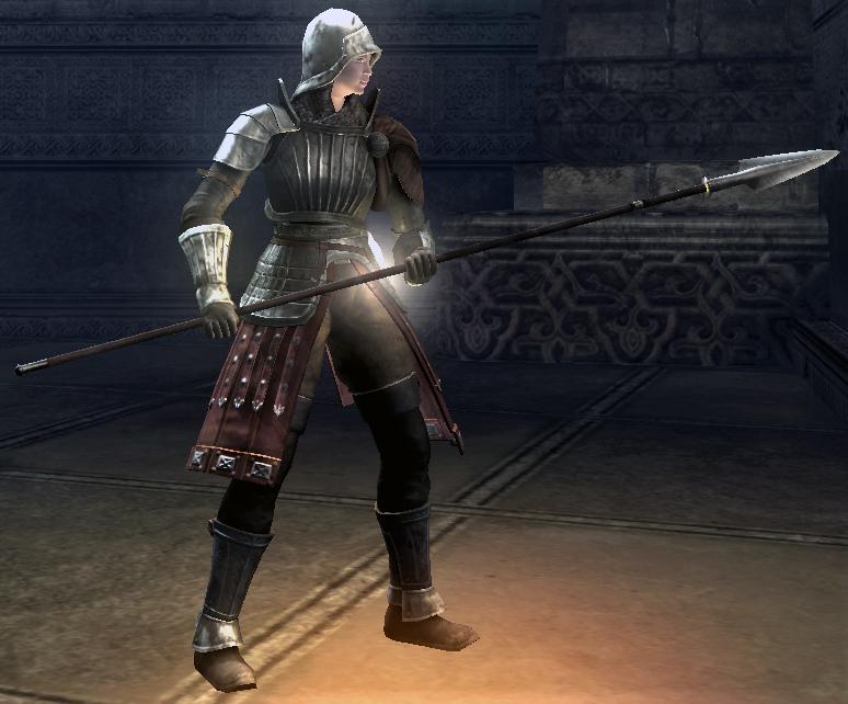 Short Spear