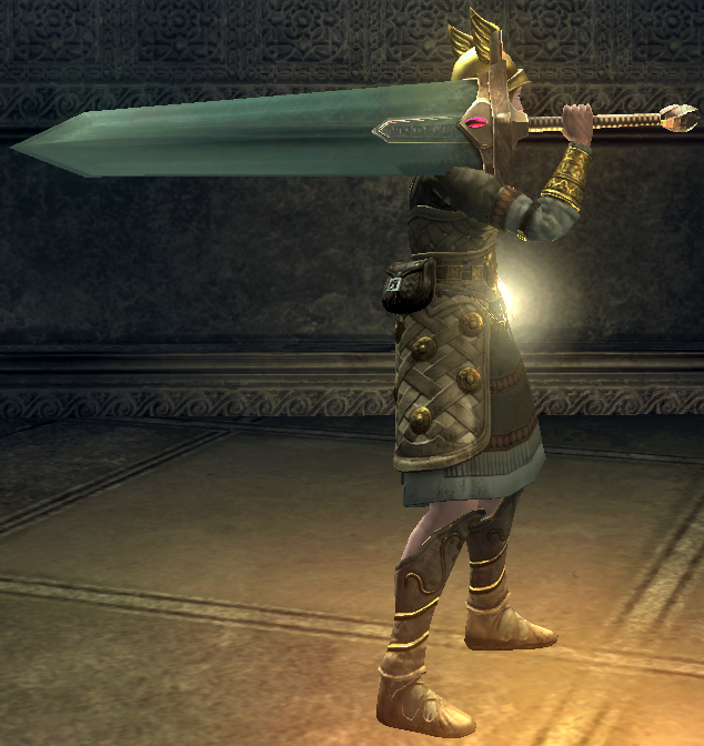 large sword of moonlight