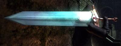 large sword of moonlight