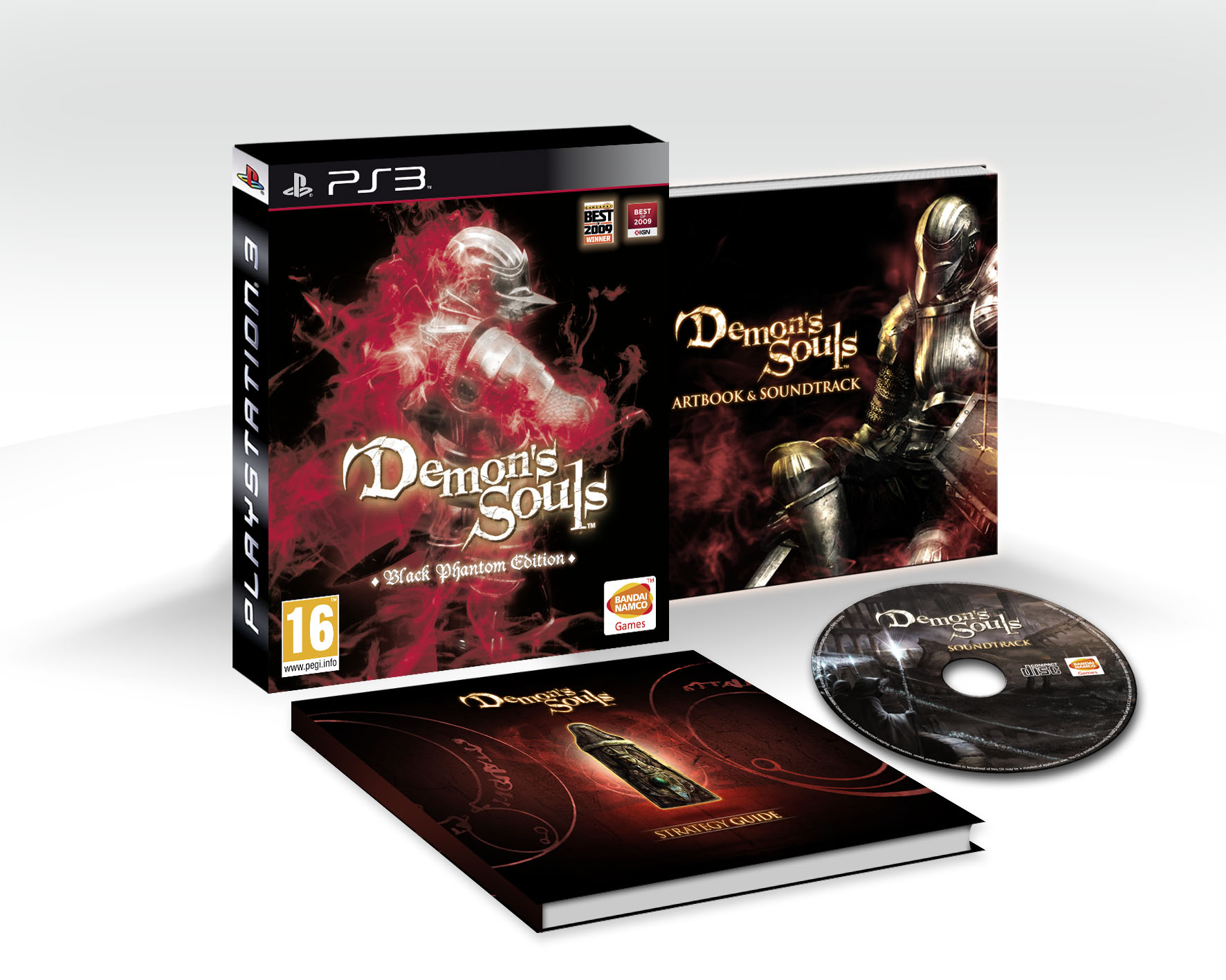 european version - deluxe black phantom edition box art