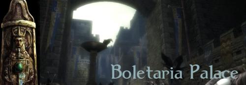 Boletarian Palace